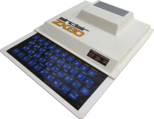 5 dekad PC-ów. Clive Sinclair. MK-14. Sinclair ZX-80