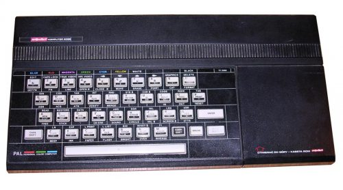 5 dekad PC-ów. Koniec historii Sinclair. Unipolbrit Komputer 2086