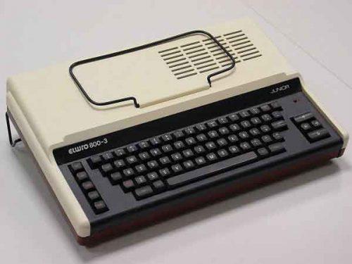 5 dekad PC-ów. ELWRO 800 Junior. Elwirka